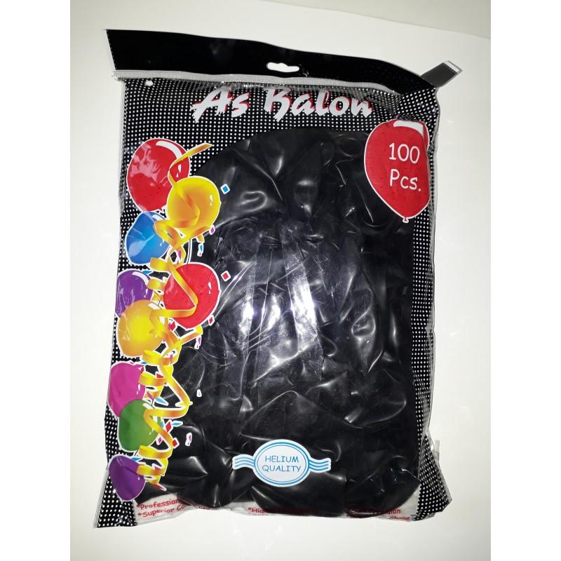 Toptan Siyah Balon