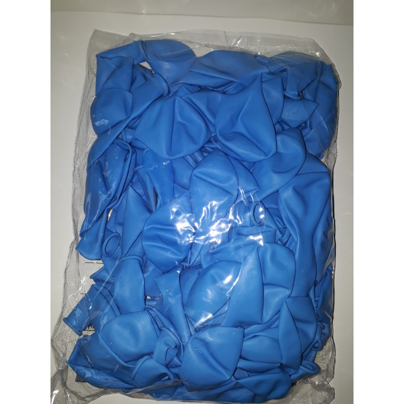 Toptan Acık Mavi Balon