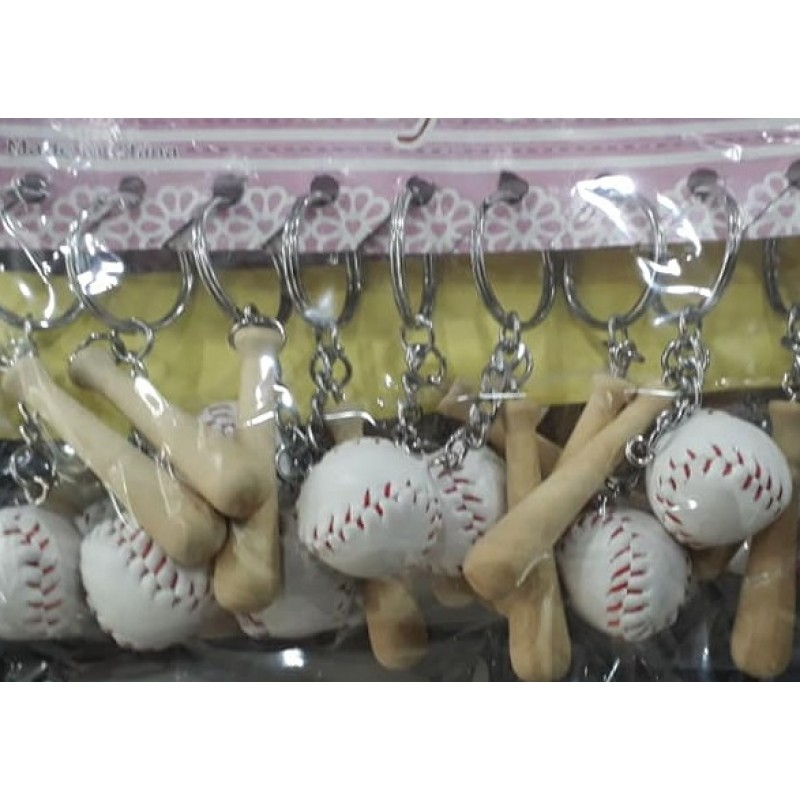 Toptan Bezbol Anahtarlık
