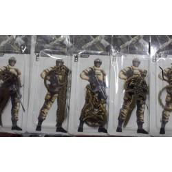 Toptan Asker Modeli Anahtarlık