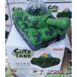 Toptan Oyuncak Askeri Pilli Tank