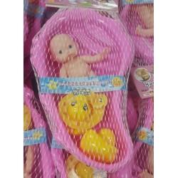 Toptan Küvetli Mini Et Bebek