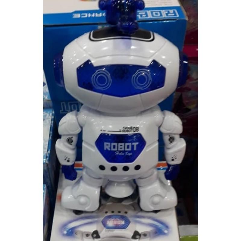 Toptan Pilli Robot Oyuncak