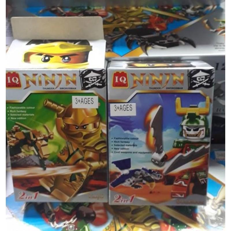 Toptan Oyuncak Ninja Lego