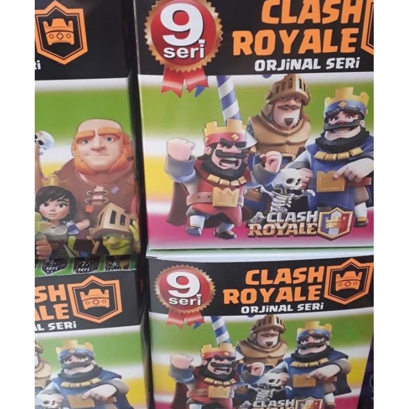 Toptan Klas Royal 9. Seri