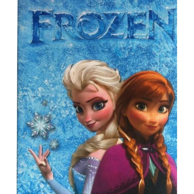 Toptan Frozen Boyama Kitabı