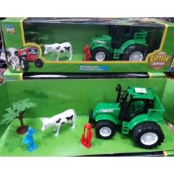 Toptan Cİftlik Dunyası Kutulu Traktor