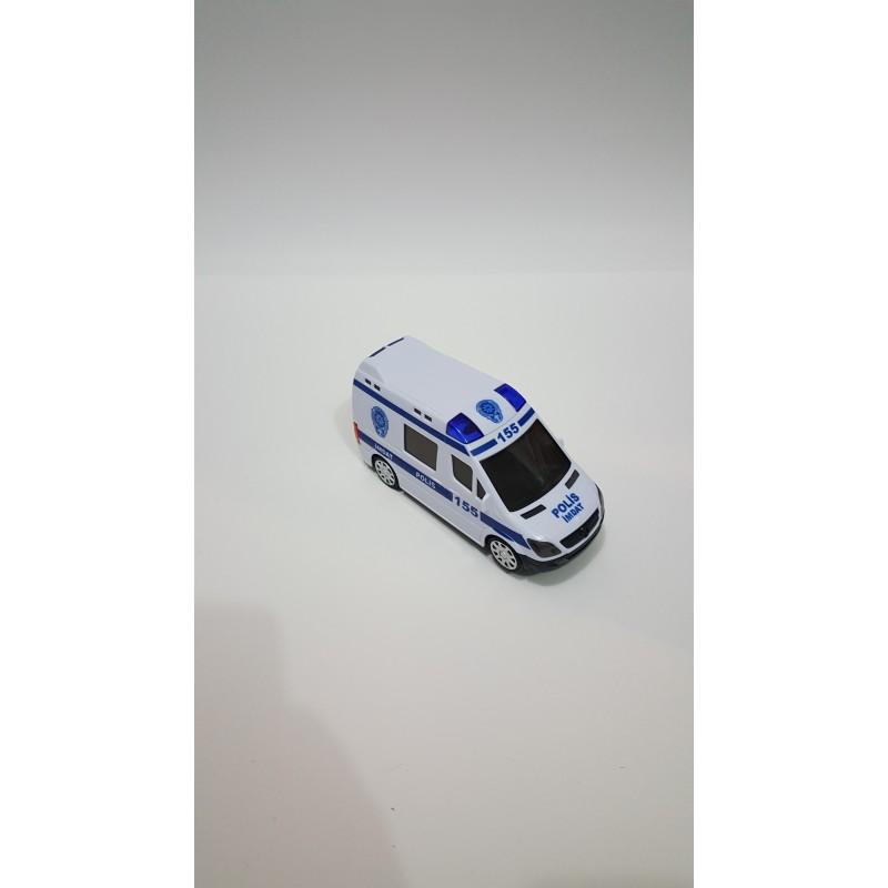 Toptan Polis Arabası Pilli