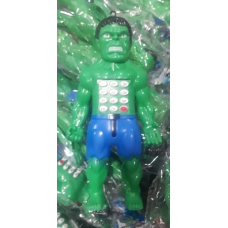 Toptan Oyuncak Hulk Telefon