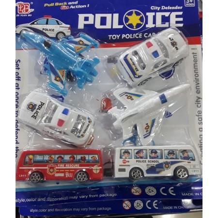 Toptan Oyuncak Polis Seti