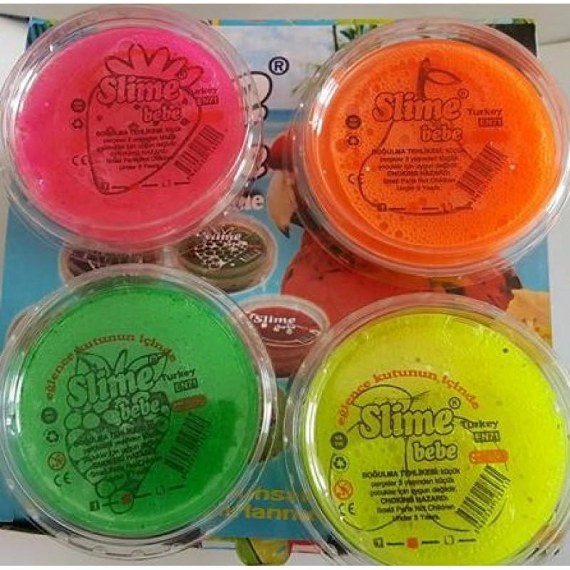 Toptan Kokulu Slime