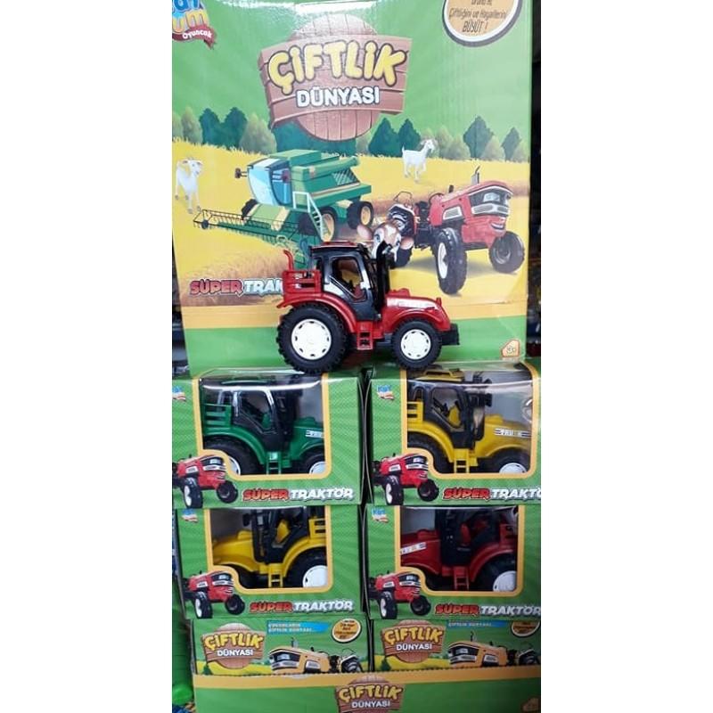 Toptan Super Traktor