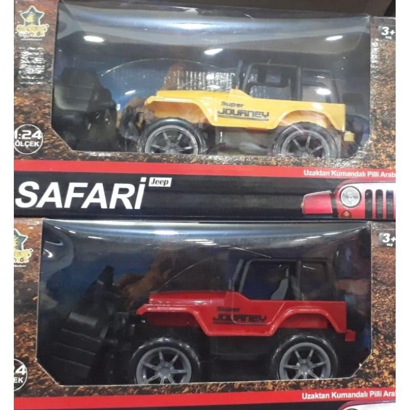 Toptan Oyuncak Uzaktan Kumandalı Jeep