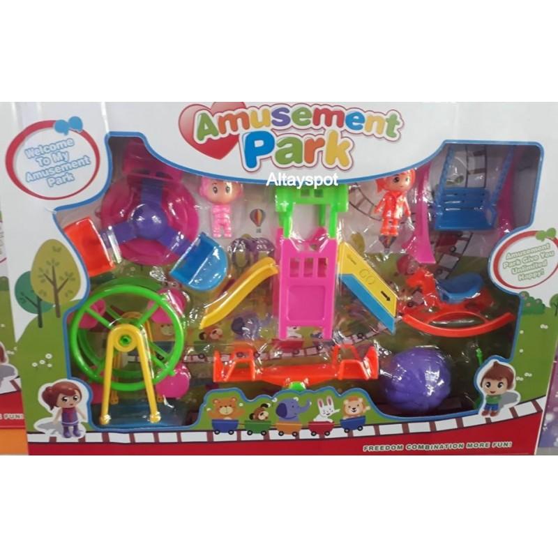 Toptan Oyuncak Lunapark Seti