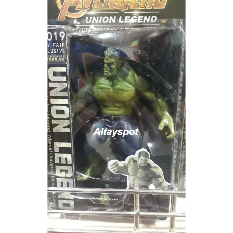 Toptan Hulk Oyuncak