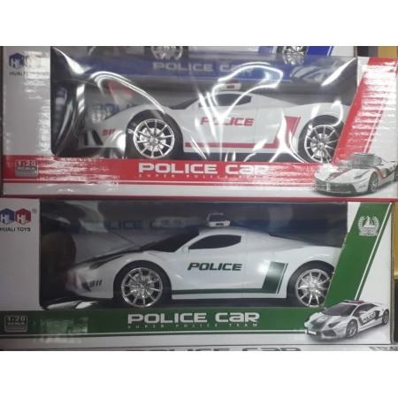 Toptan Oyuncak Kumandalı Polis Arabası