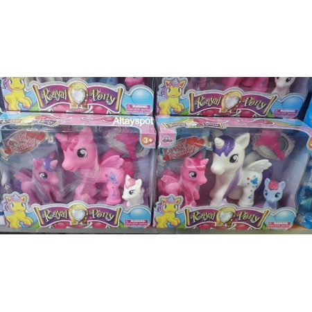 Toptan Oyuncak Royal Pony At