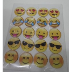 Toptan Rozet Emoji
