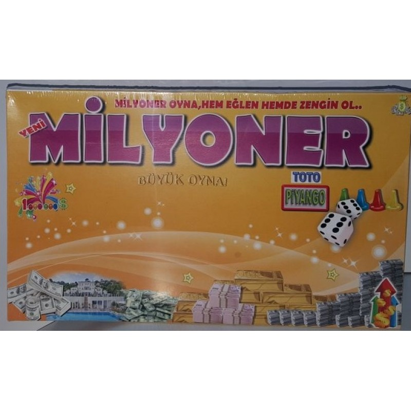 Toptan Kutulu Milyoner Oyunu
