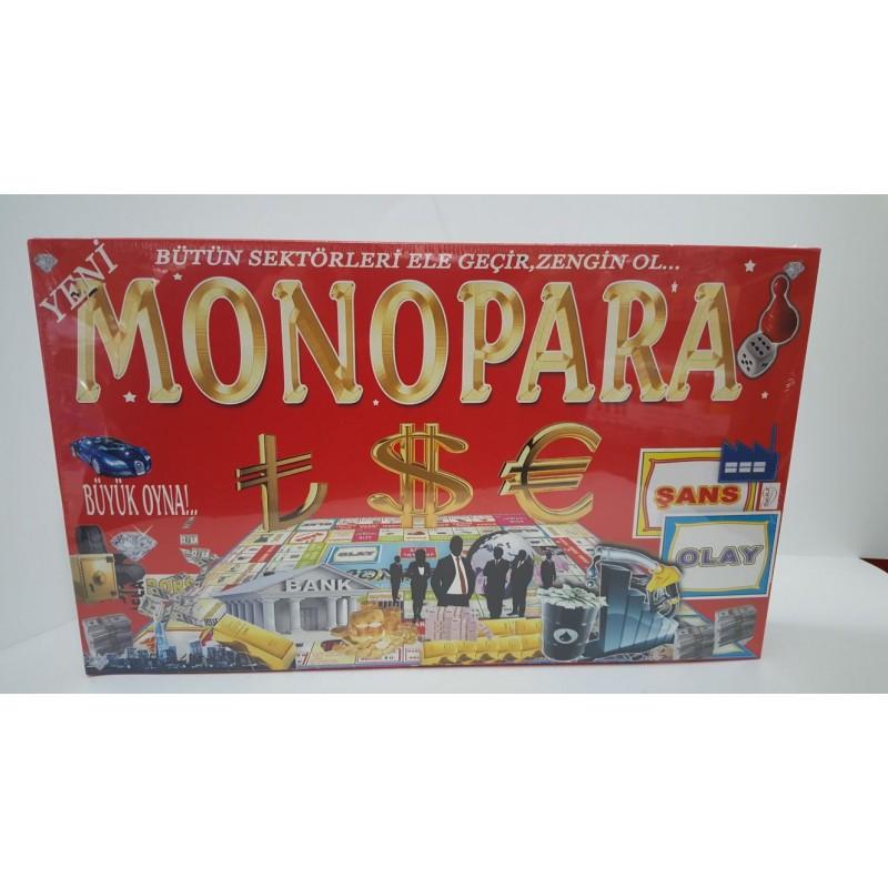 Toptan Kutulu Monopara Oyunu