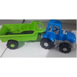 Toptan Romuklu Traktör
