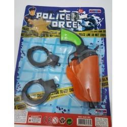 Toptan Kartela Polis Seti Kelepceli