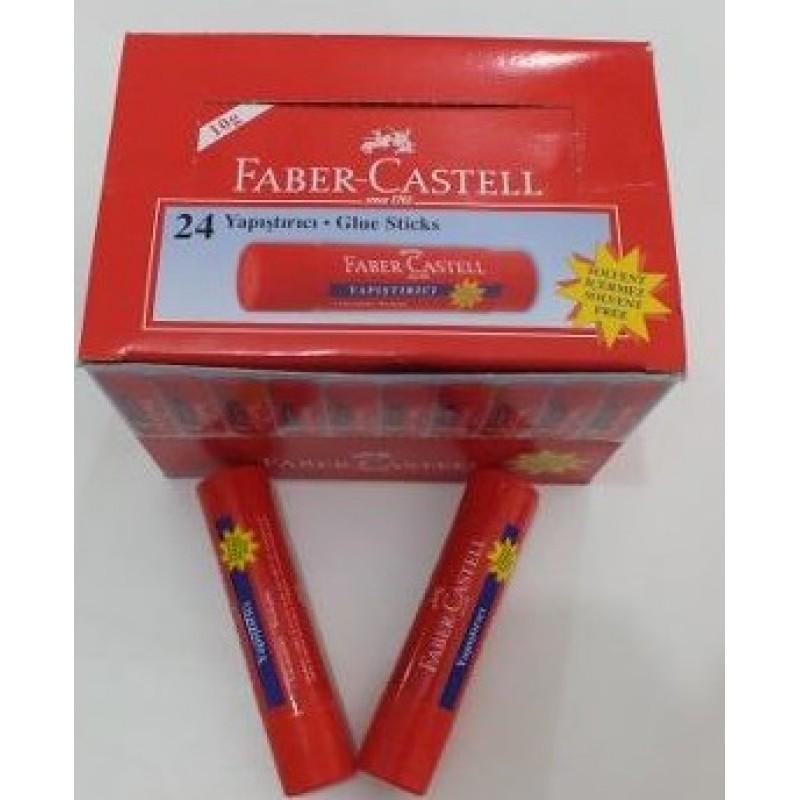Toptan Faber Castell 10 Gr. Glue Stick  Yapıştırıcı