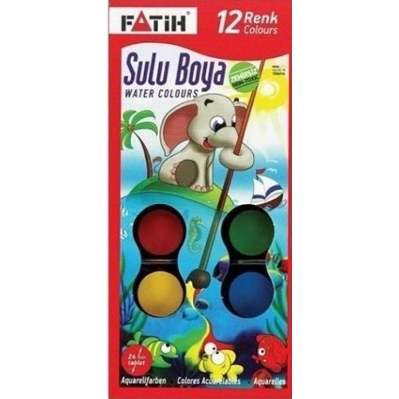 Toptan Fatih Sulu Boya