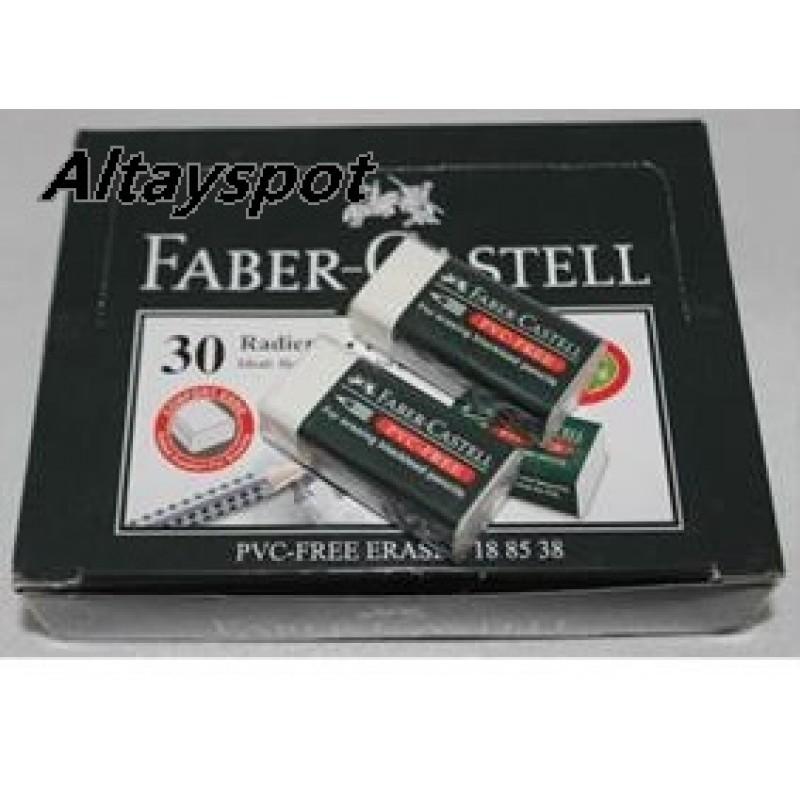 Toptan Faber Castell 30 Lu Beyaz Silgi