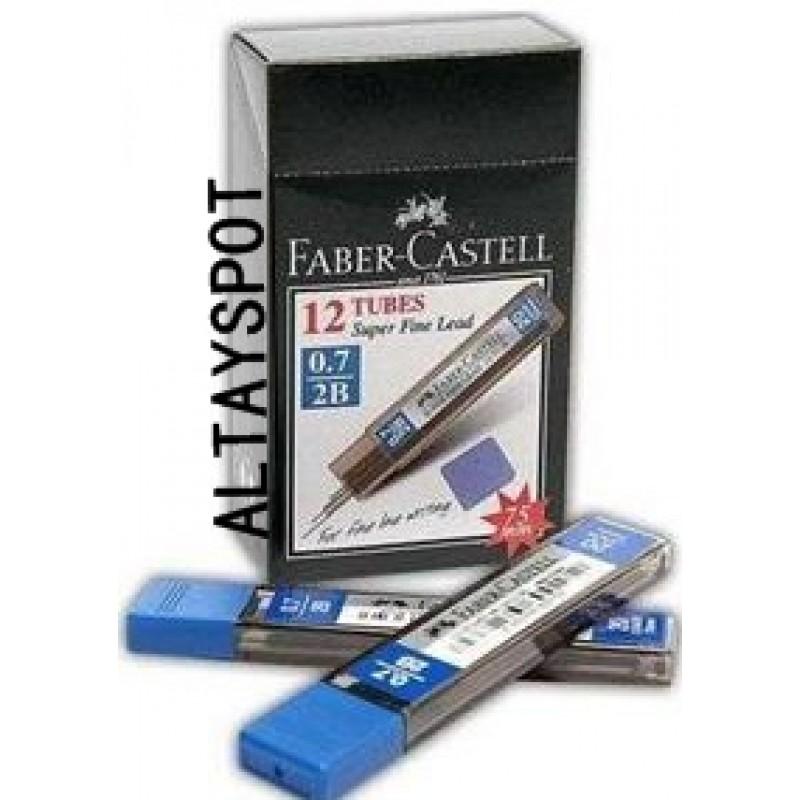 Toptan Faber Castell 75mm 0.7 Kalem Ucu
