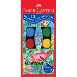 Toptan Faber Castell Sulu Boya Küçük