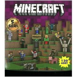Toptan Minecraft Oyuncu Kart 5.Seri