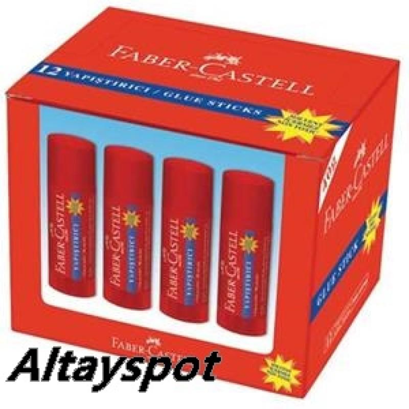 Toptan Faber Castell 40 Gr. Glue Stick Yapıştırıcı