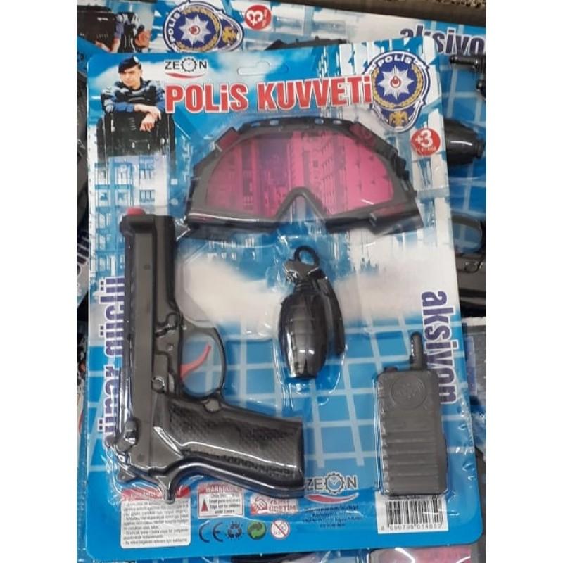 Toptan Partilik Polis Seti