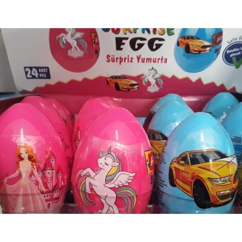 Toptan Oyuncak Süpriz Yumurta