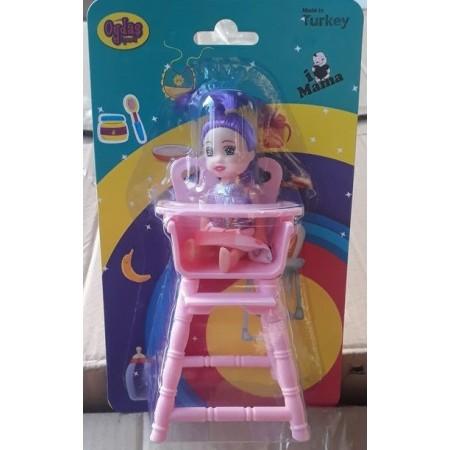 Toptan Mama Sandalyesi Bebekli
