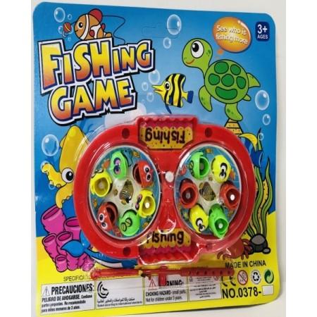 Toptan Oyuncak Kurmalı Balık Oyunu