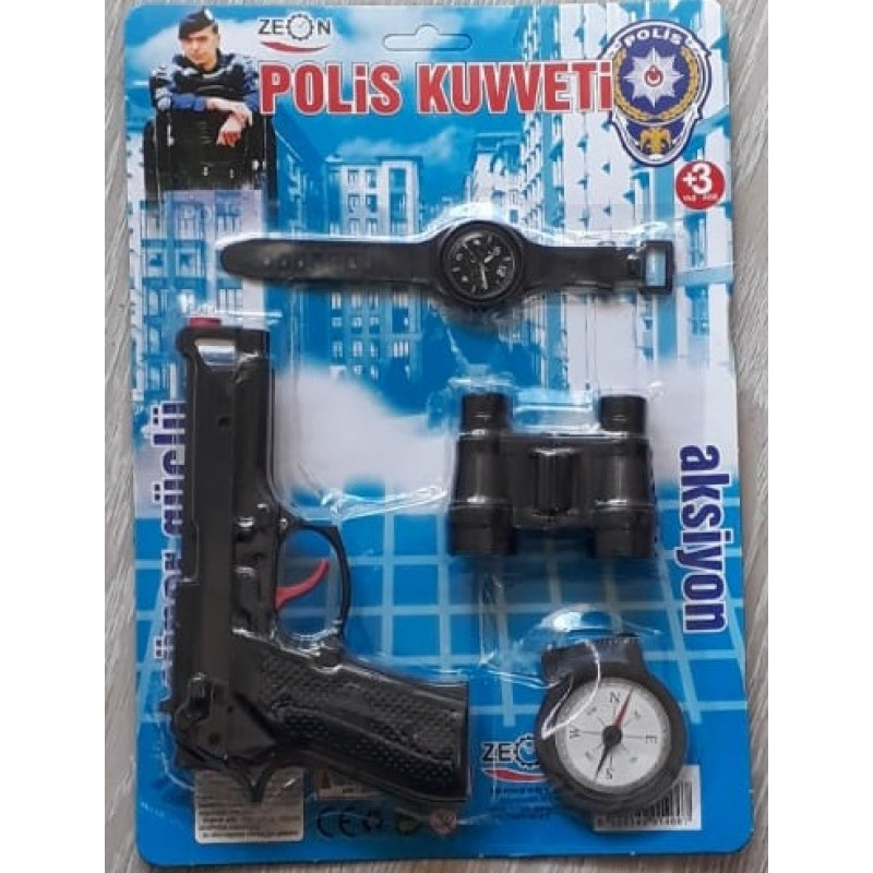 Toptan Polis Kuvveti Seti