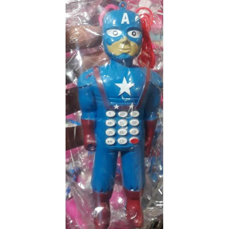 Toptan Kaptan Amerika Cep Telefon