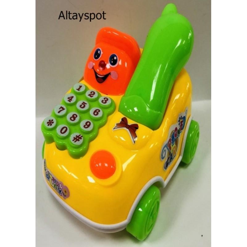 Toptan İpli Zilli Telefon.