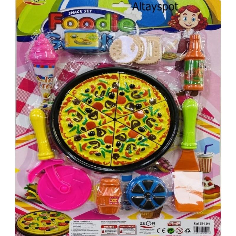 Toptan Pizza Seti