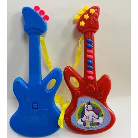 Toptan Pilli Gitar Oyuncak
