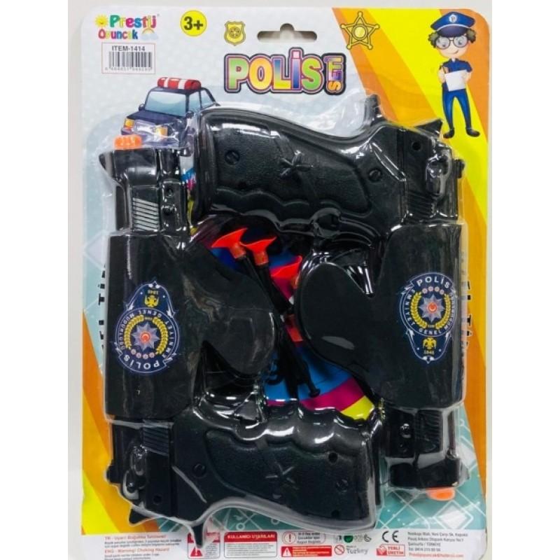 Toptan Polis Seti Oyuncak