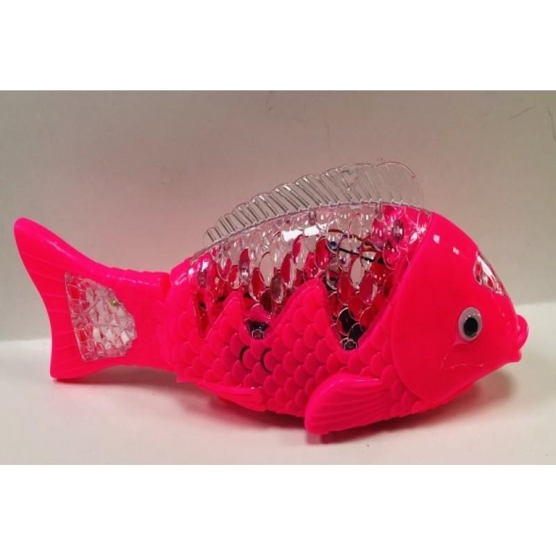 Toptan Isıklı Balık