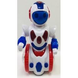 Toptan Robot Pilli Çarp Dön