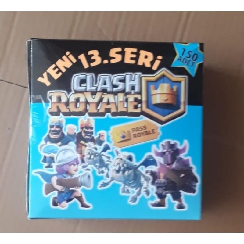Toptan Clash Royale 13. Seri Oyuncu Kartı