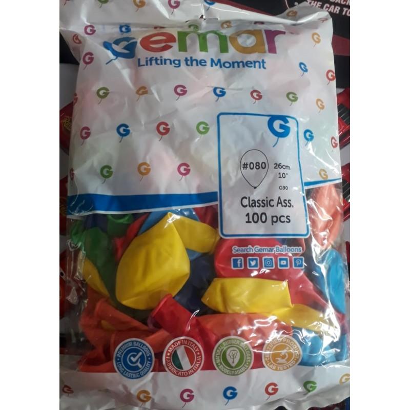 Toptan Gd 90 Balon Renkli Karışık