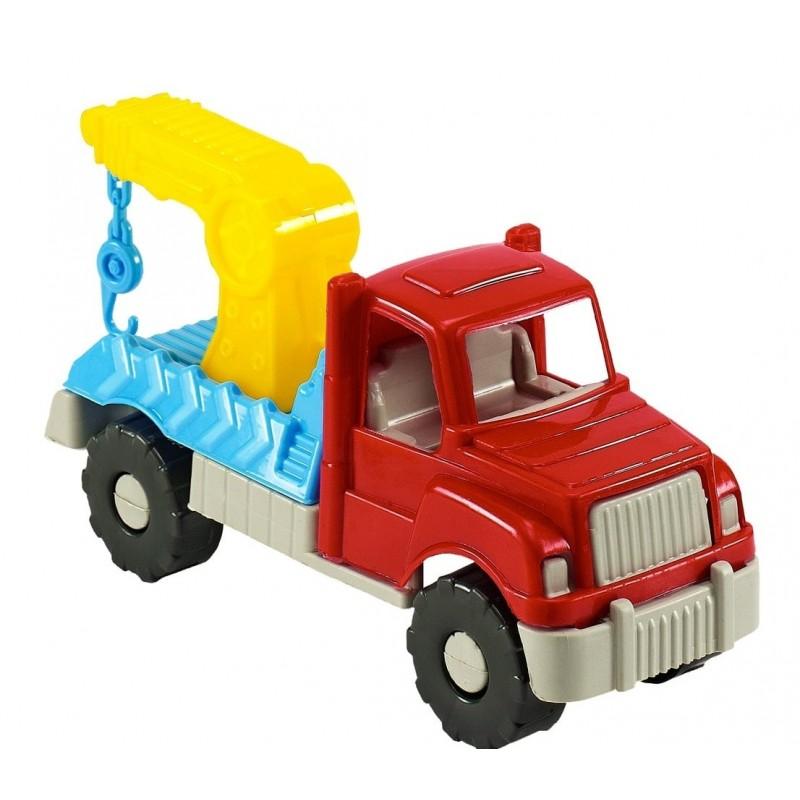 Toptan Araba Cekici Plastik Oyuncak