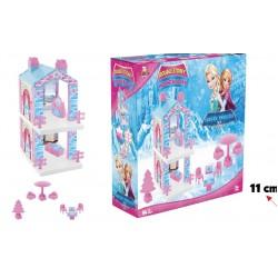 Toptan Oyuncak Frozenin İki Katlı Villasi