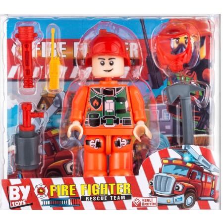 Toptan İtfaiyeci Adam Legolu Oyuncak